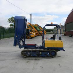 Canycom S25A Tracked Dumper
