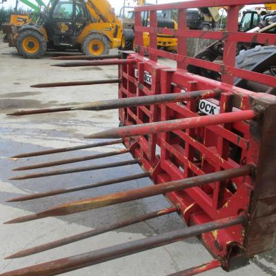Red Rock Silage Fork